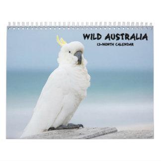 """Australischer Tier-Kalender """"wilden Australiens"""" Abreißkalender"""