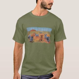 Australischer Vieh-Hund - Erb von Ayers T-Shirt