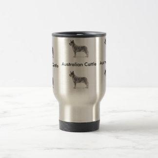 Australischer Vieh-Hund Tee Tasse