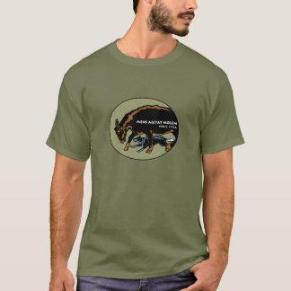 Australischer Vieh-Hund - Verstand bewegt T-Shirt