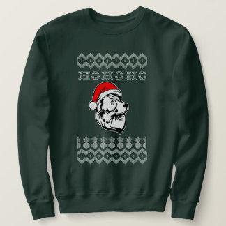 Australisches Schäfer-Hundehässliches Weihnachten Sweatshirt