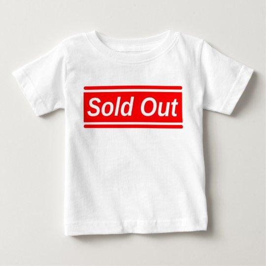 Ausverkauft Baby T-shirt