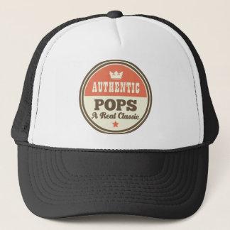 Authentischer Pop ein wirklicher Klassiker Truckerkappe