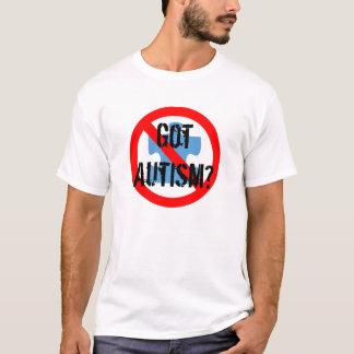Autisme attrapé ? t-shirt