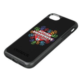 Autismus-Bewusstsein für meinen Neffeen OtterBox Symmetry iPhone 8/7 Hülle