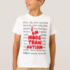 Autismus-Bewusstsein - mehr als Autismus! T-Shirt