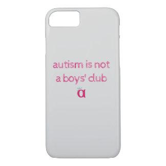 Autismus ist nicht ein flüchtiger Fall des Vereins iPhone 8/7 Hülle