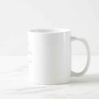 Autismus ist nicht eine Wahl Kaffeetasse