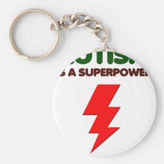 Autismus ist SuperPower, Kinder, Kinder, sich Schlüsselanhänger