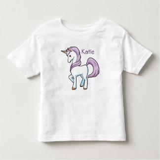 Autismus-Puzzlespiel-großer LKW NAME Tagless T - Kleinkind T-shirt