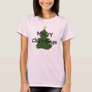 Autismus-Weihnachtsbaum-Shirt - Licht