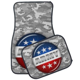 Auto-Matten des Armee-Emblem-#2 Automatte