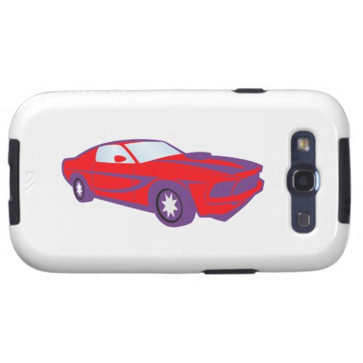 Auto Sportwagen sports car roadster Galaxy SIII Schutzhüllen