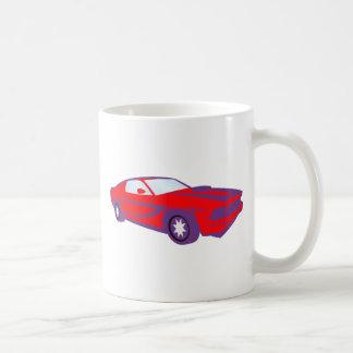 Auto Sportwagen sports car roadster Kaffeetasse