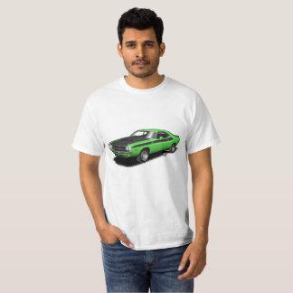 Auto-T - Shirt grünen Herausforderers Kelly