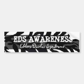 Autoaufkleber Syndrom EDS Ehlers-Danlos