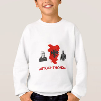 Autochthones Albanien Sweatshirt