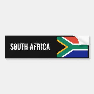 Autocollant de bumber de l'Afrique du Sud Autocollant De Voiture