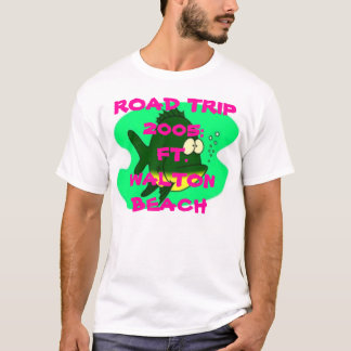 Autoreise 2005 T-Shirt