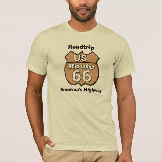 Autoreise-Weg 66 T-Shirt
