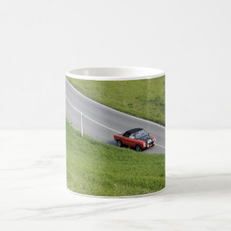 Autoreisen - Sportwagen Tasse
