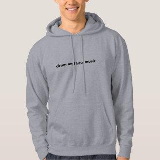 autour and perche music sweatshirts avec capuche