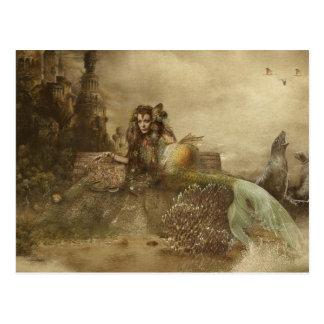 Avalon Postkarte