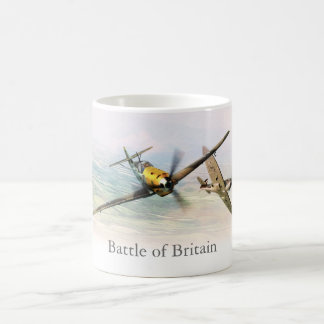 "Aviation Art Mug ""Battle of Britain"" Kaffeetasse"