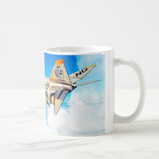 """Aviation Art Mug """"F-4 Phantom II"""" Tasse"""