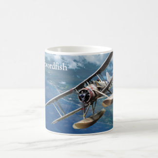 "Aviation Art Mug ""Fairey Swordfish"" Kaffeetasse"