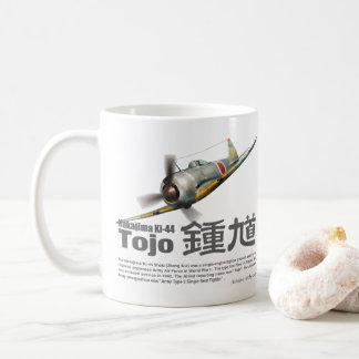 "Aviation Art mug ""Nakajima Ki-44 Tojo"" Kaffeetasse"