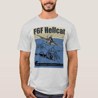 """Aviation Art T-shirt """"F6F Hellcat"""""""