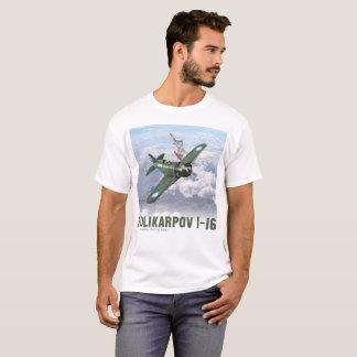 "Aviation Art T-shirt ""Polikarpov I-16"""