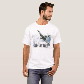 "Aviation Art T-shirt ""Yakovlev Yak-3"""