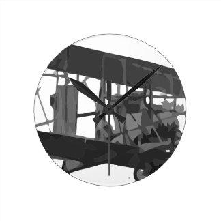 Aviation_in_Britain_Before_the_First_World_War_RAE Runde Wanduhr