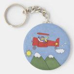 Avion Porte-clés
