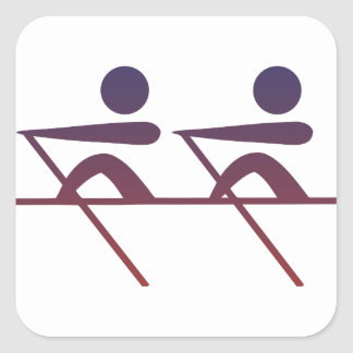 Aviron Sticker Carré