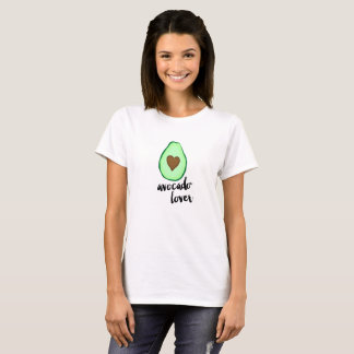 Avocado-Liebhaber T-Shirt