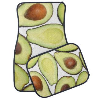Avocado-Muster Automatte