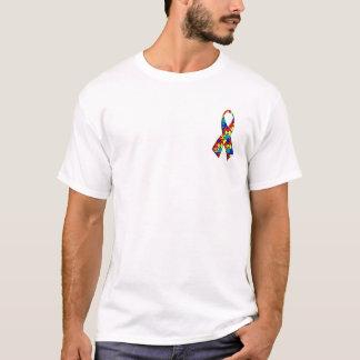 Avril est mois de sensibilisation sur l'autisme t-shirt