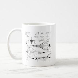 Avro Pfeil Kaffeetasse