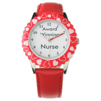 Award-winningkrankenschwester Armbanduhr