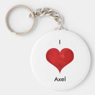Axel Keychain Schlüsselanhänger