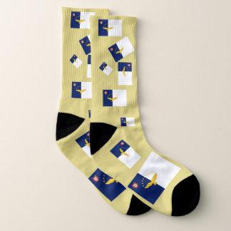Azoren-Flaggen-Spaß-Socken Socken