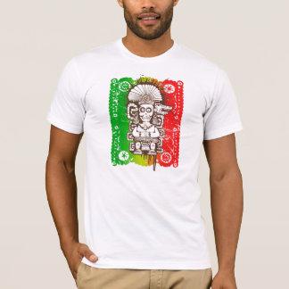 Azteca Shirtlatino-Art Camiseta T-Shirt