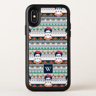 Azteke Frida Kahlos | OtterBox Symmetry iPhone X Hülle