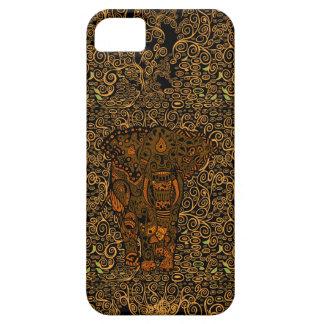 Aztekischer Elefant mit iPhone 5 Hülle
