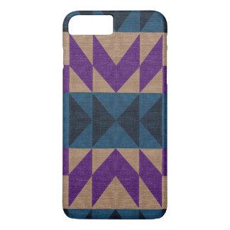 aztekischer Muster iPhone 7 Fall iPhone 8 Plus/7 Plus Hülle