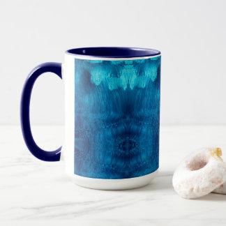 Aztekisches blaues Abenteuer Tasse