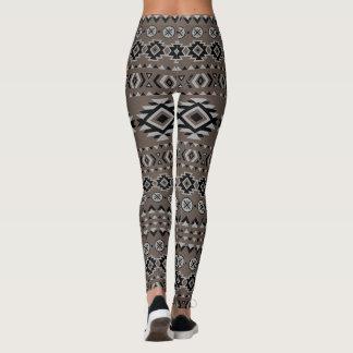 Aztekisches Muster Leggings